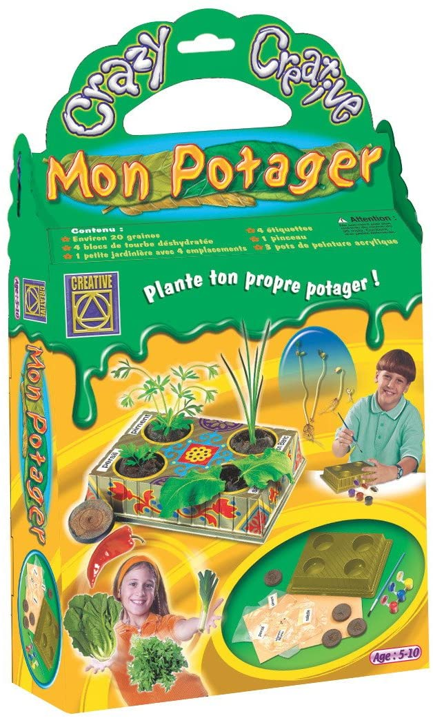 Mon potager plante ton propre potager