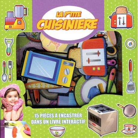 Kit puzzle La P\'tite cuisinière