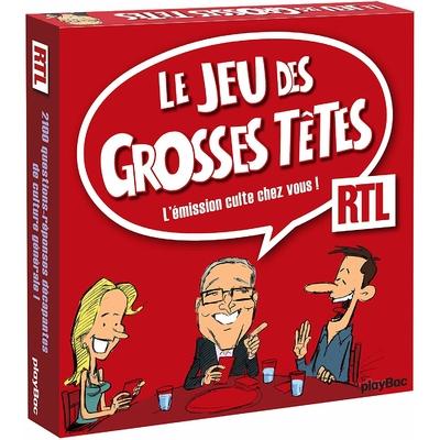 Le jeu des Grosses Têtes RTL