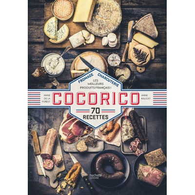 Cocorico 70 recettes