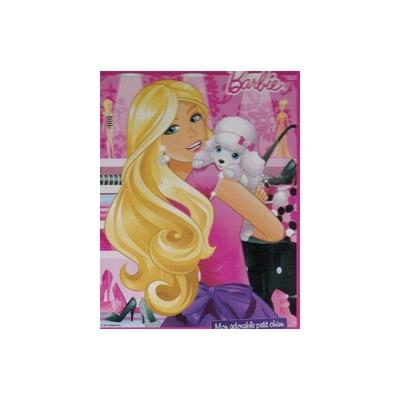 Puzzle de 49 pièces Barbie Mon adorable petit chien