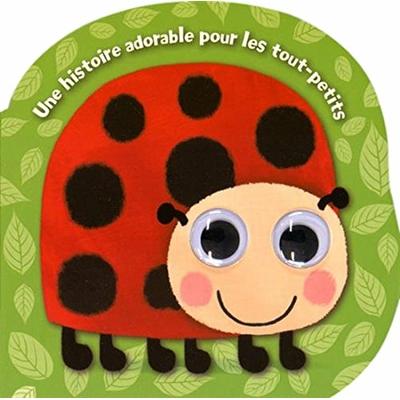 Une histoire adorable pour les tout-petits: Petite coccinelle.