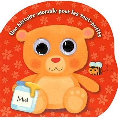 Une histoire adorable pour les tout-petits: Petit ours.