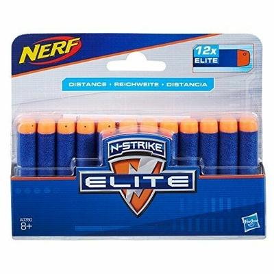 Nerf elite 12 recharges