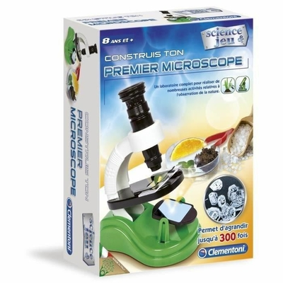 Construis ton premier microscope