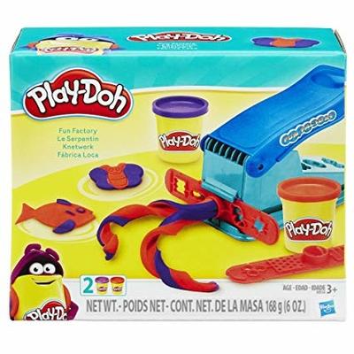 Play-Doh fun factory: le serpentin