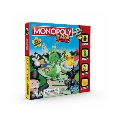 Monopoly Junior: mon premier monopoly