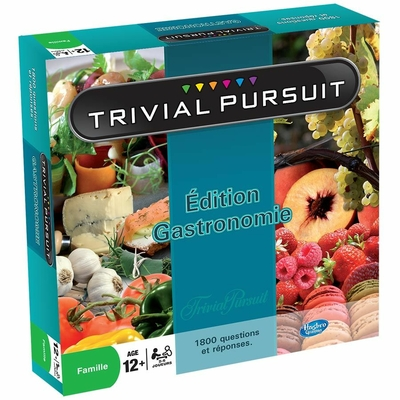 TRIVIAL PURSUIT Edition Gastronomie