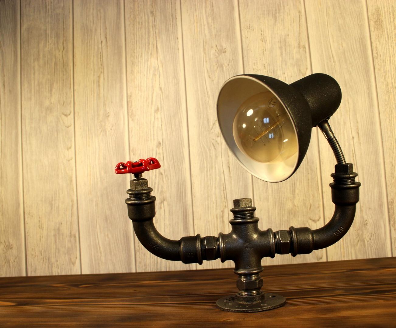 Lampe Boyeux