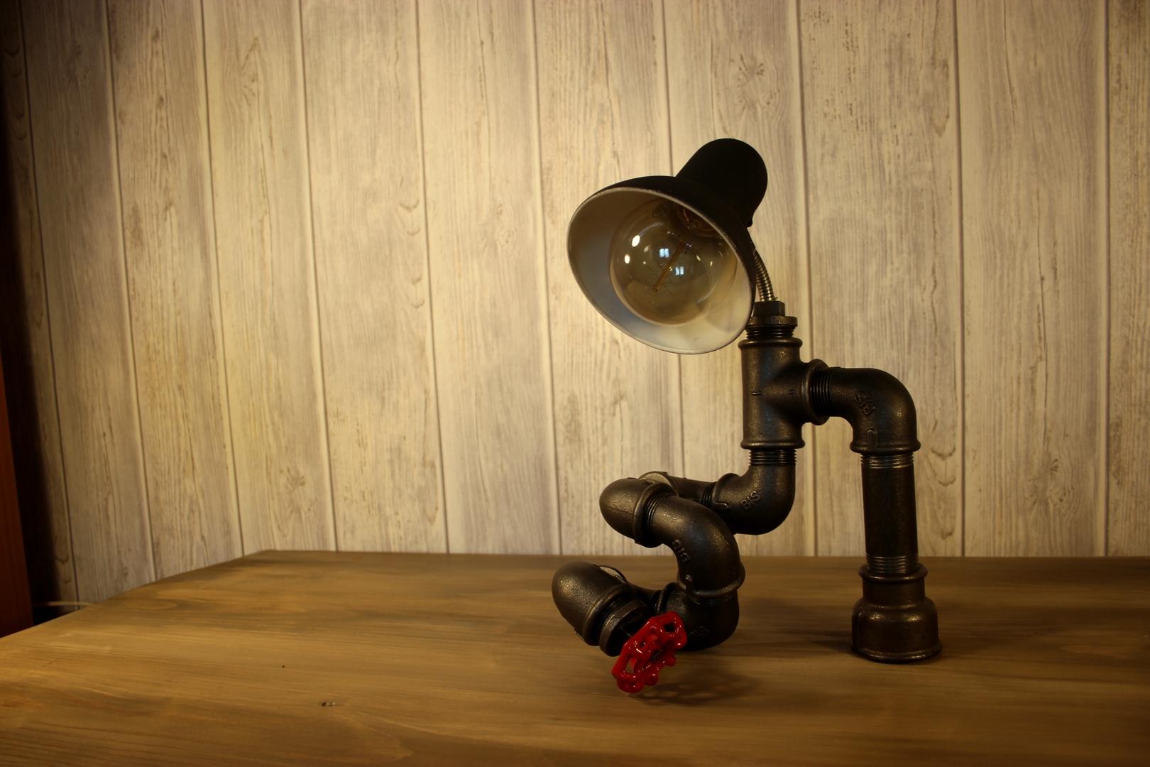 Lampe Tournevan