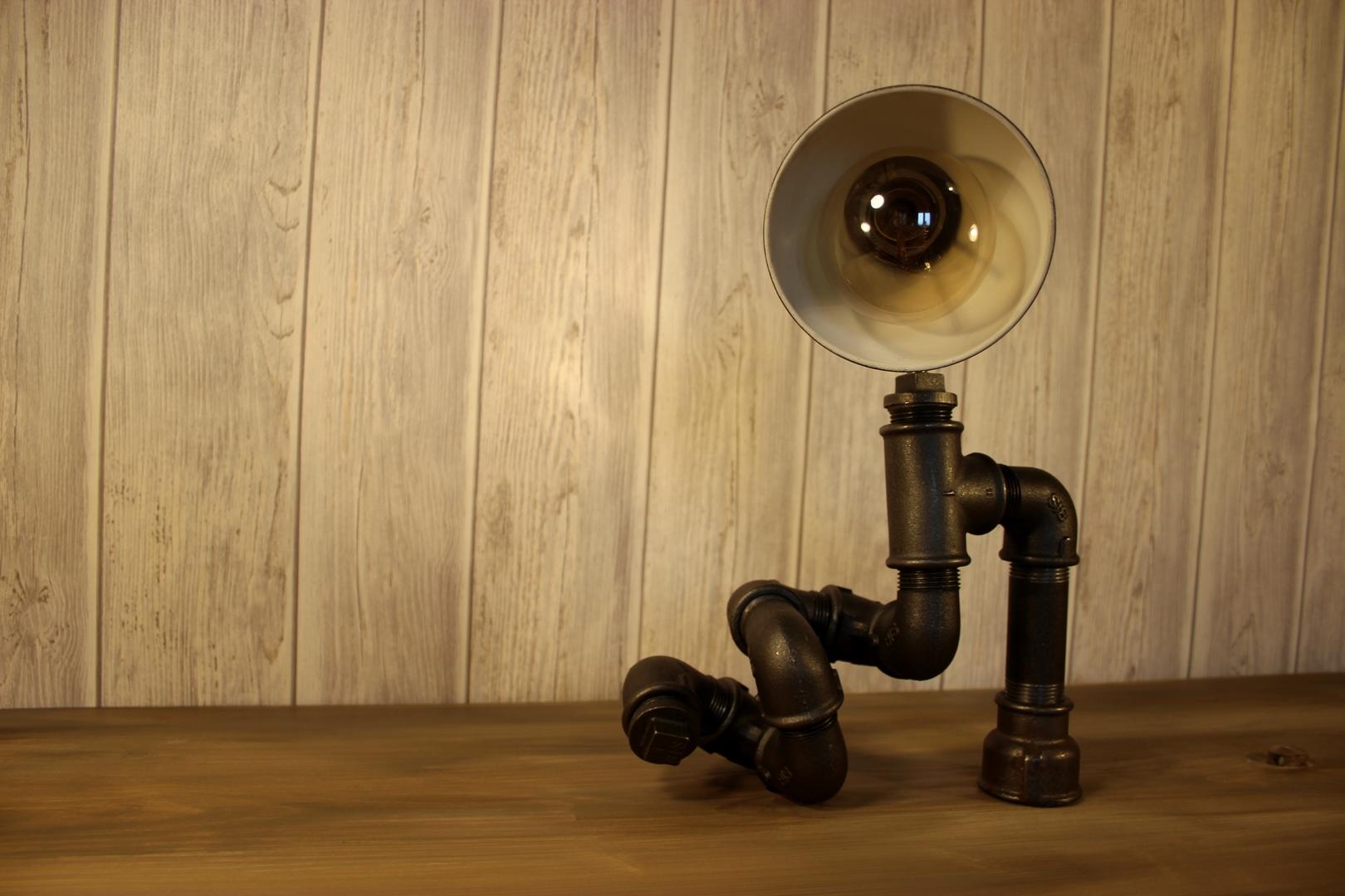 Lampe Tournicoton
