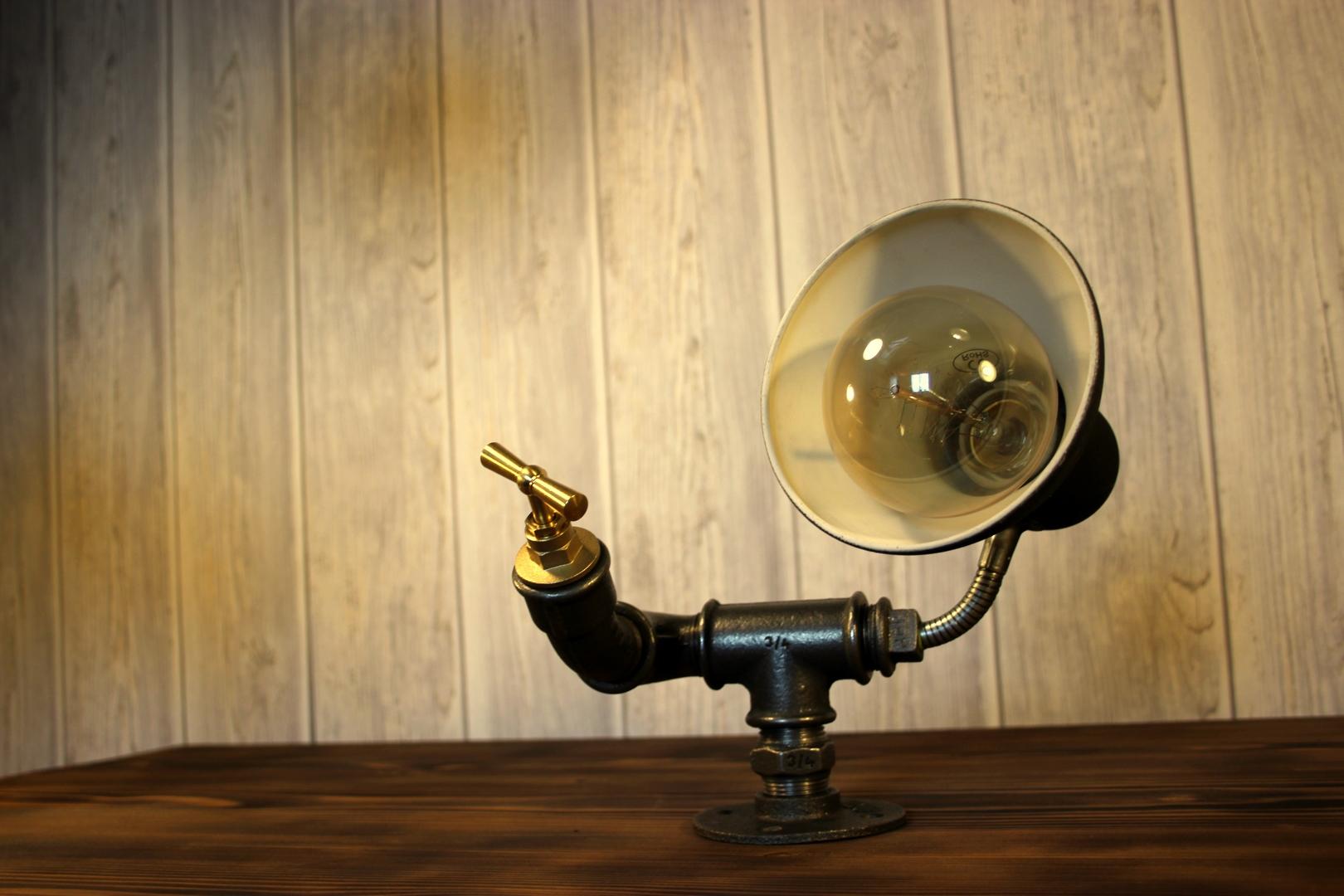 Lampe \'\'Zarby