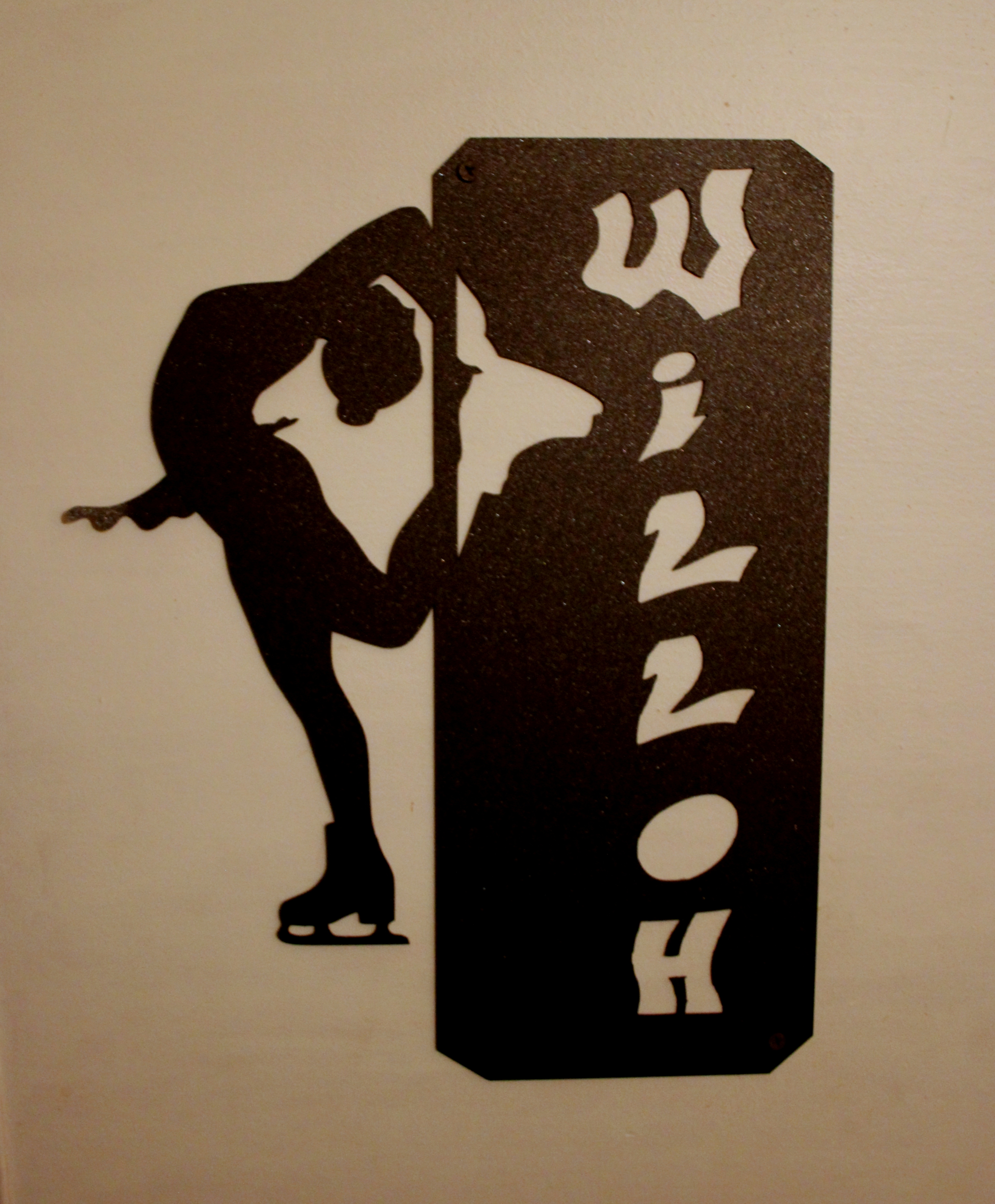 prénom-décoration mural-décoration industriel-décorationr-le labo du kraken-acier-métal