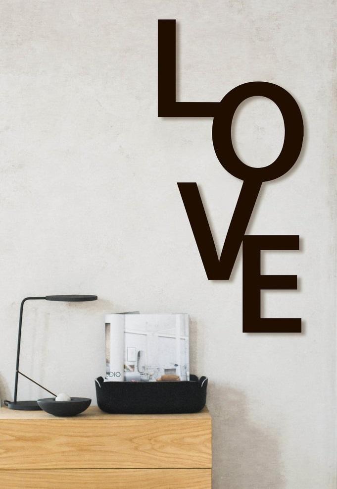 deco murale Love