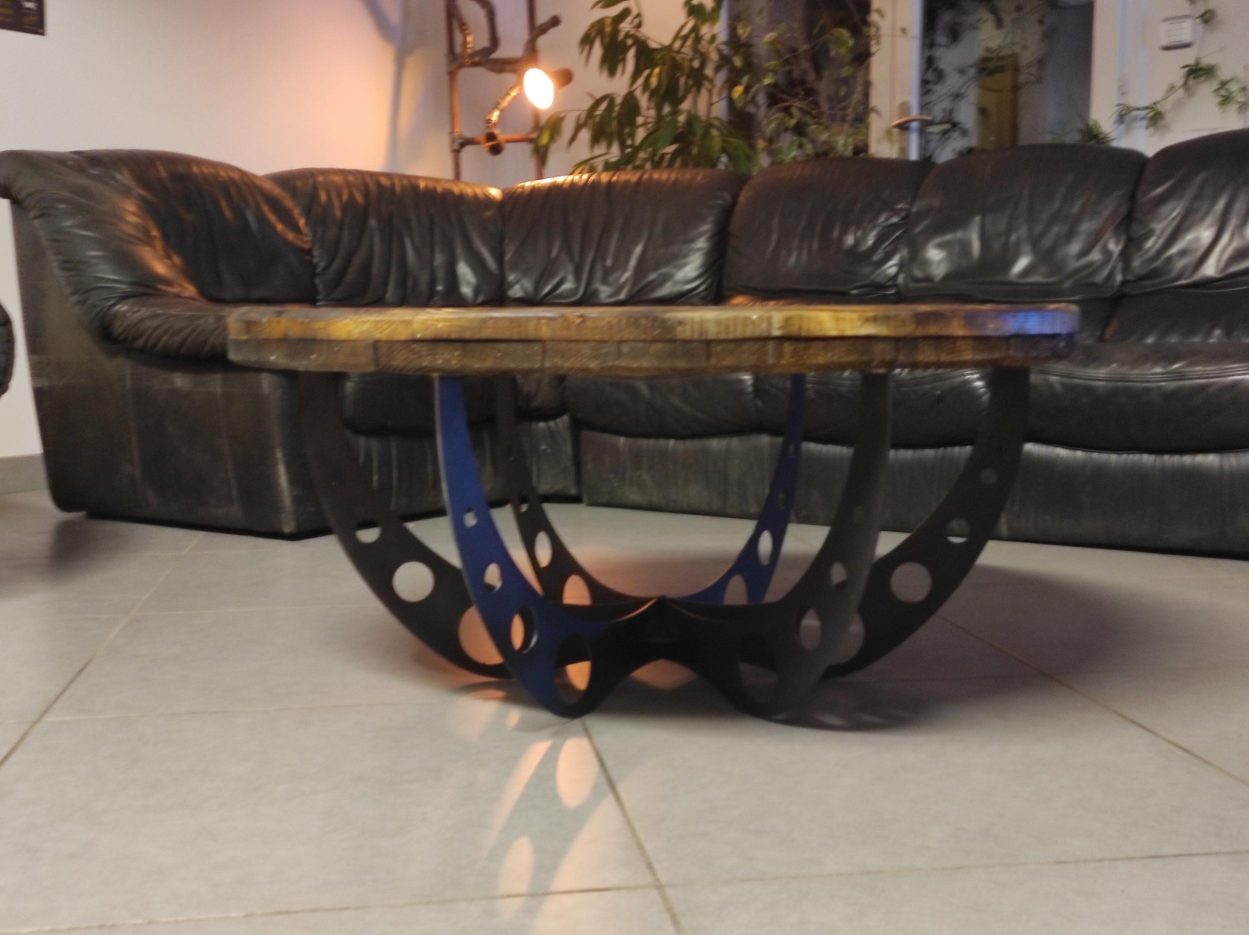 Table Basse ronde FUTUR