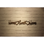 home sweet home-le labo du kraken-décoration industriel-rouille-acier-métal-love-décoration interieur-décoration mural-