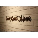home sweet home-le labo du kraken-décoration industriel-rouille-acier-métal-love-décoration interieur-décoration mural-déco