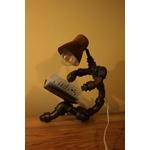 lampe romance -style-industrielle -décoration-de-bureau-lampadaire-industriel-lestagiaire-lelabodukraken-collection life style