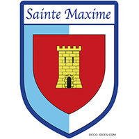 Sticker, Blazon de SAINTE MAXIME