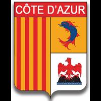 Sticker SHIELD COTE D'AZUR