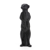 The Suricate, Black