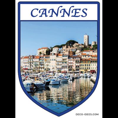 Sticker, Blazon de CANNES