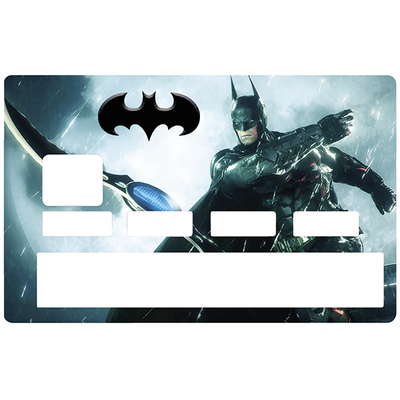 Credit card Sticker, BATMAN, limited edition 100 ex.