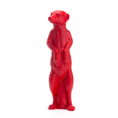 The Suricate, rouge