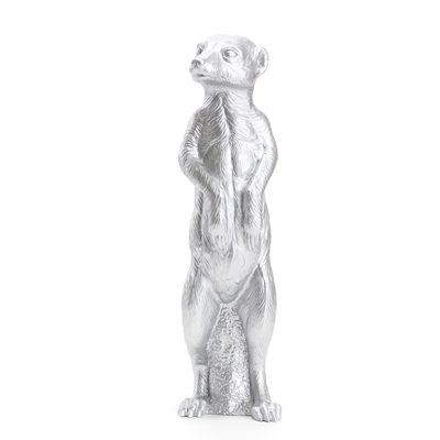 The Suricate, silver