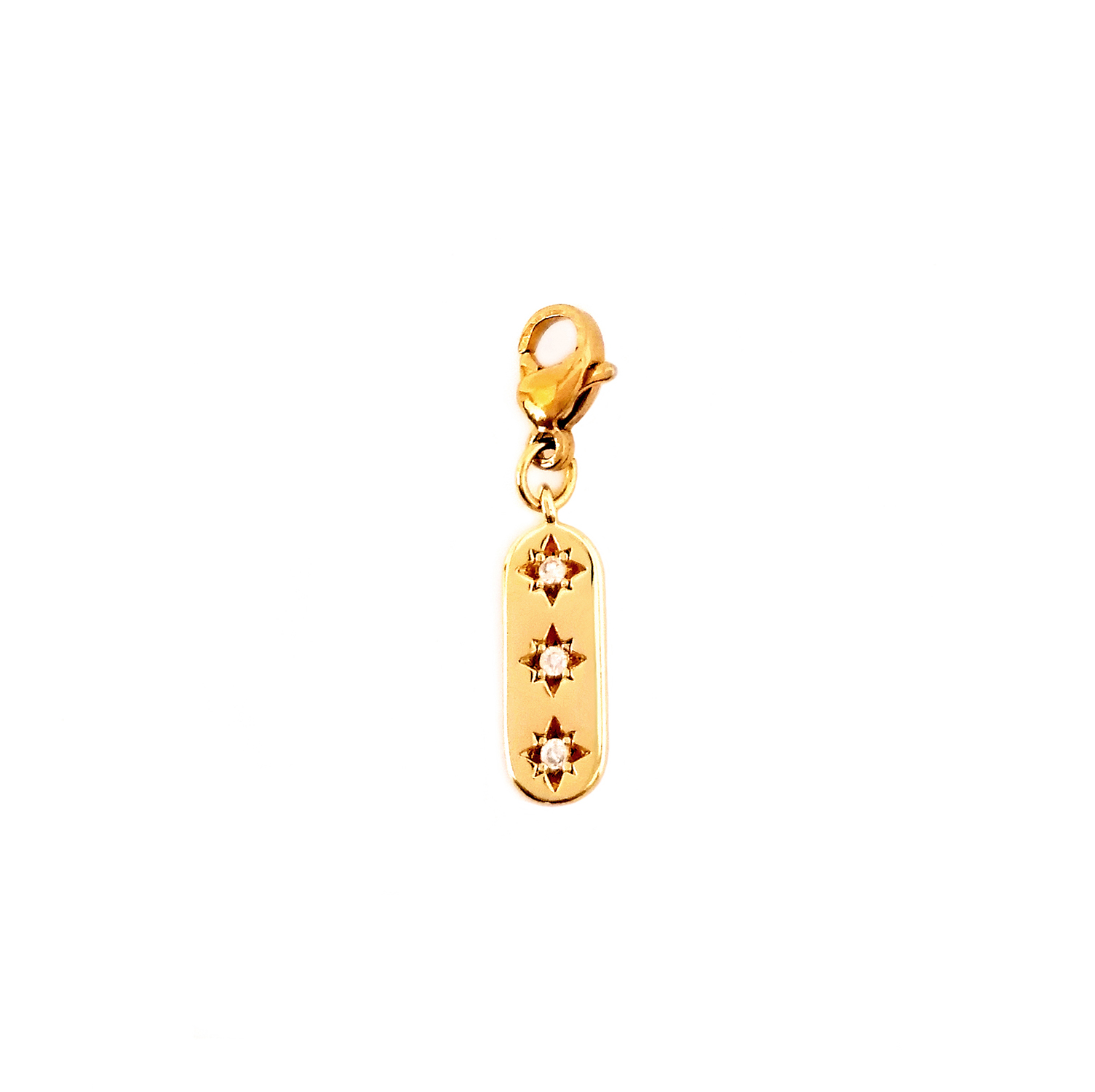 Charm clips bykloe bijoux