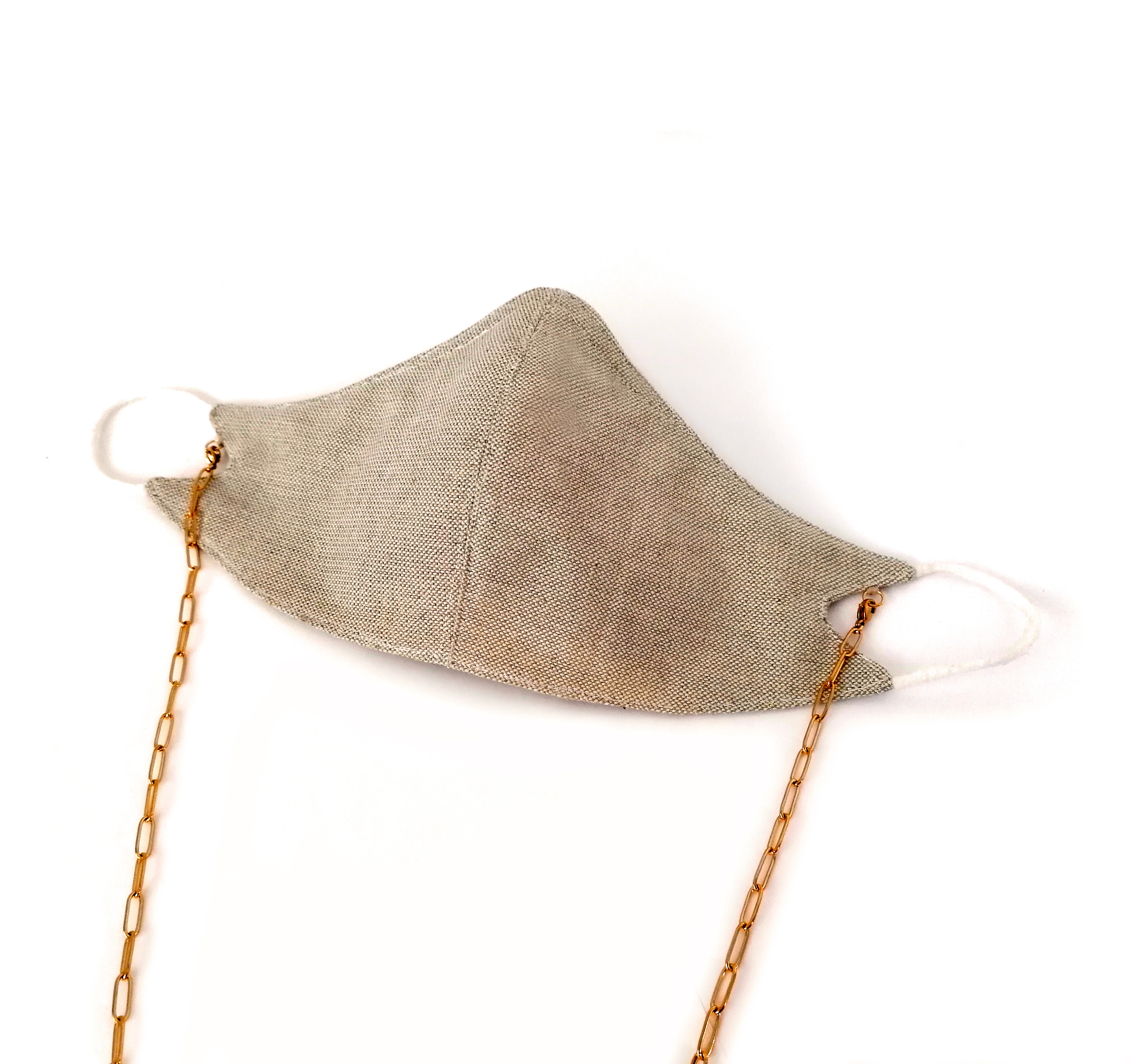 mesque en tissu bykloe bijoux