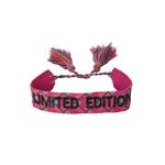 Bracelet brésilien Limited Edition rose