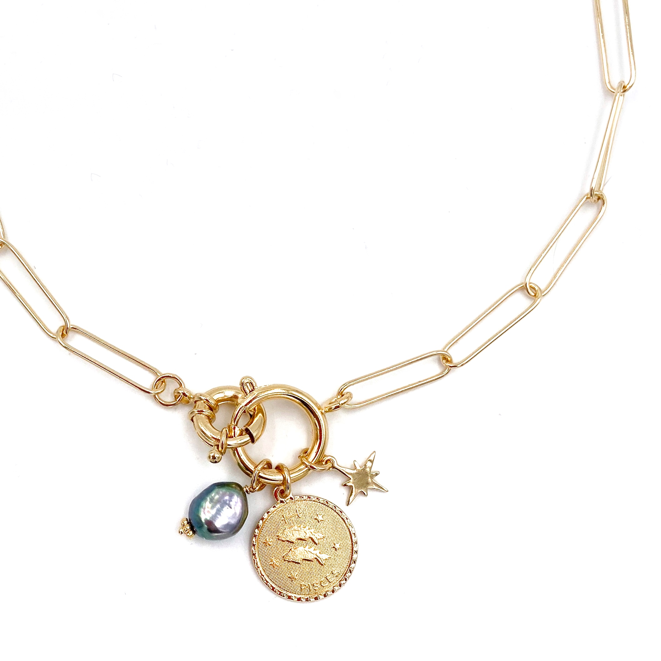 COLLIER ASTRAL