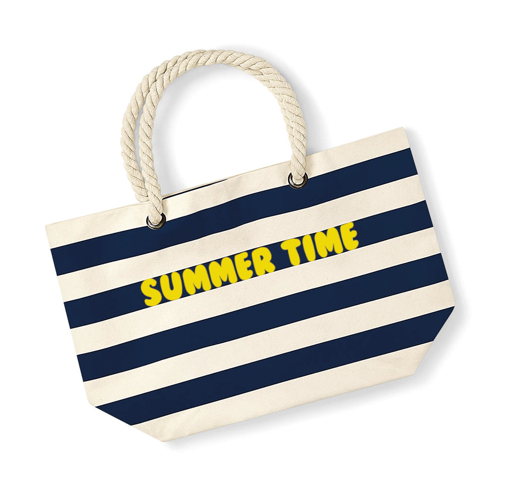 Sac de plage Summer time