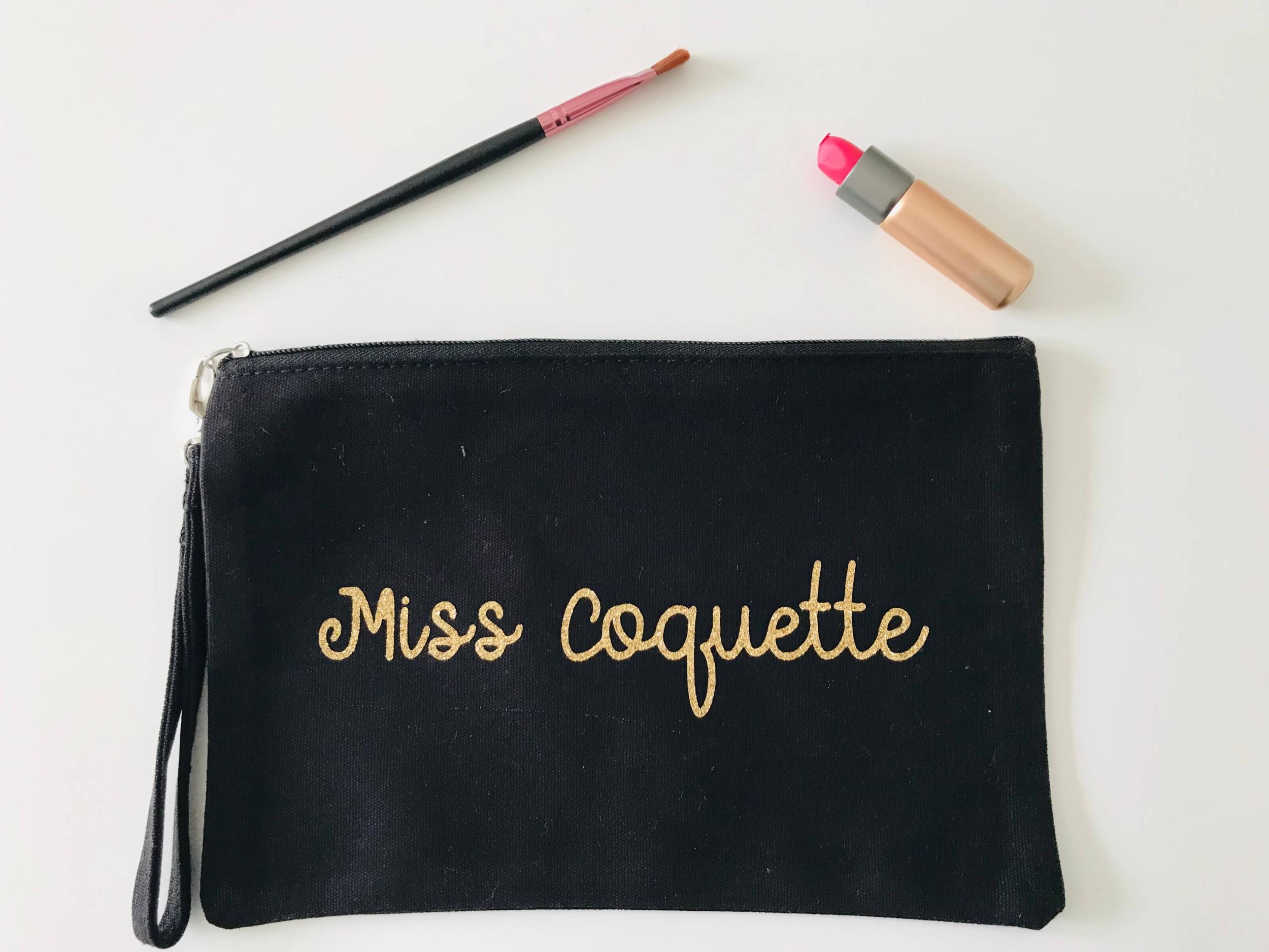 Pochette Miss Coquette