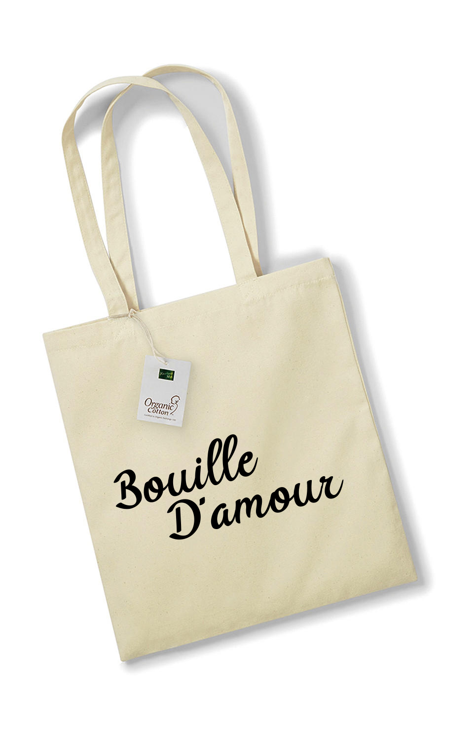 Tote bag Bouille d\'amour