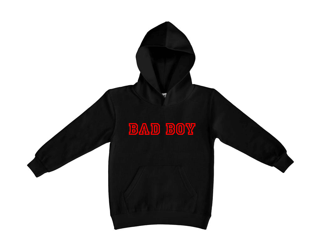Sweat à capuche enfant Bad boy