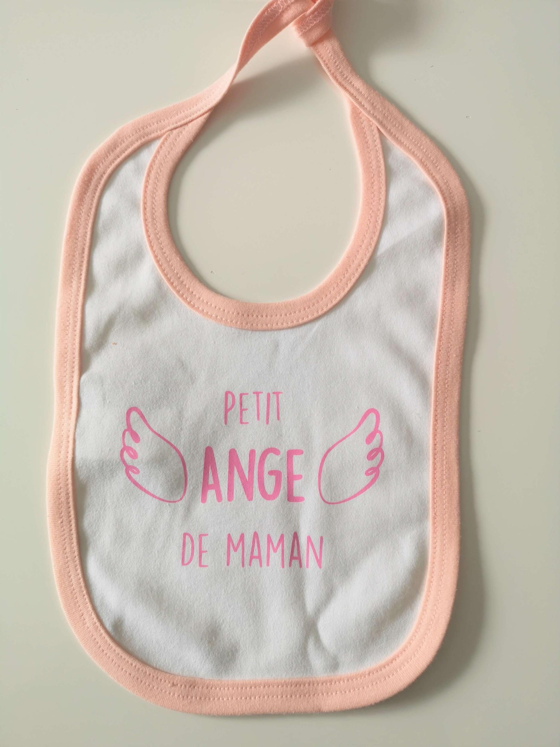 Bavoir Petit ange de maman