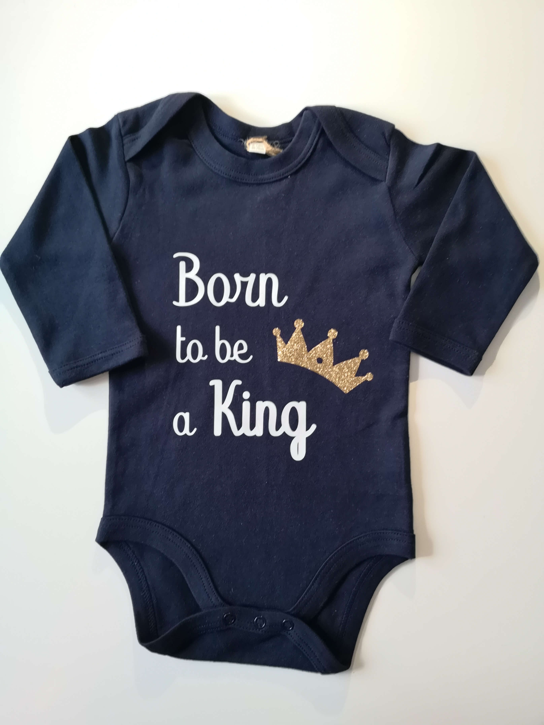 Body Born to be a King