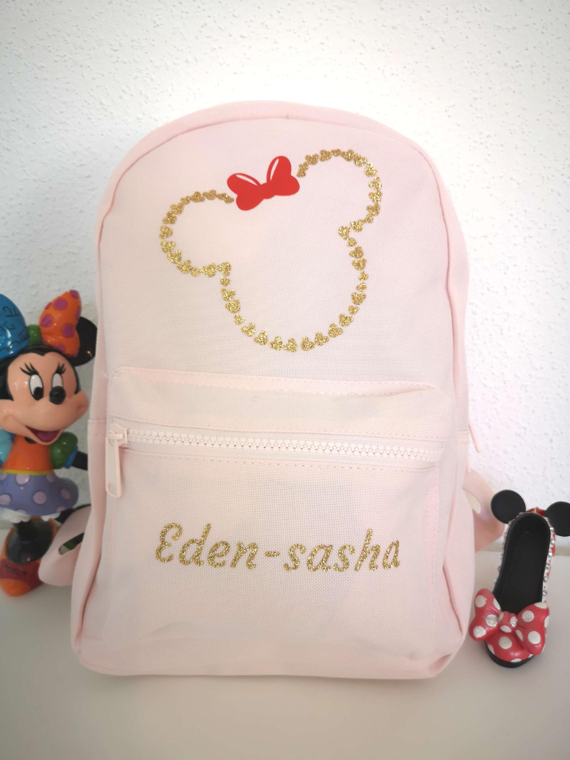 Mini sac à dos Tête de Minnie