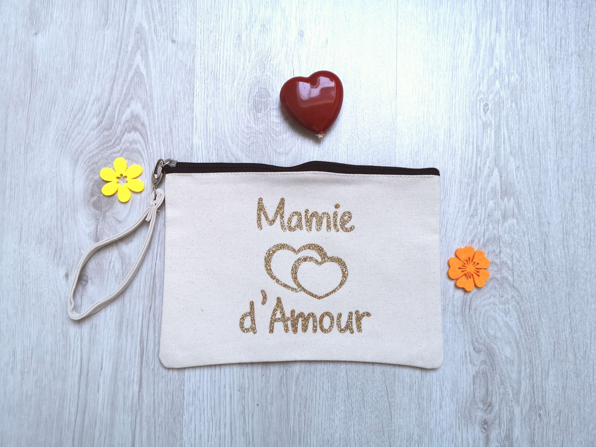 Pochette Mamie d\'Amour
