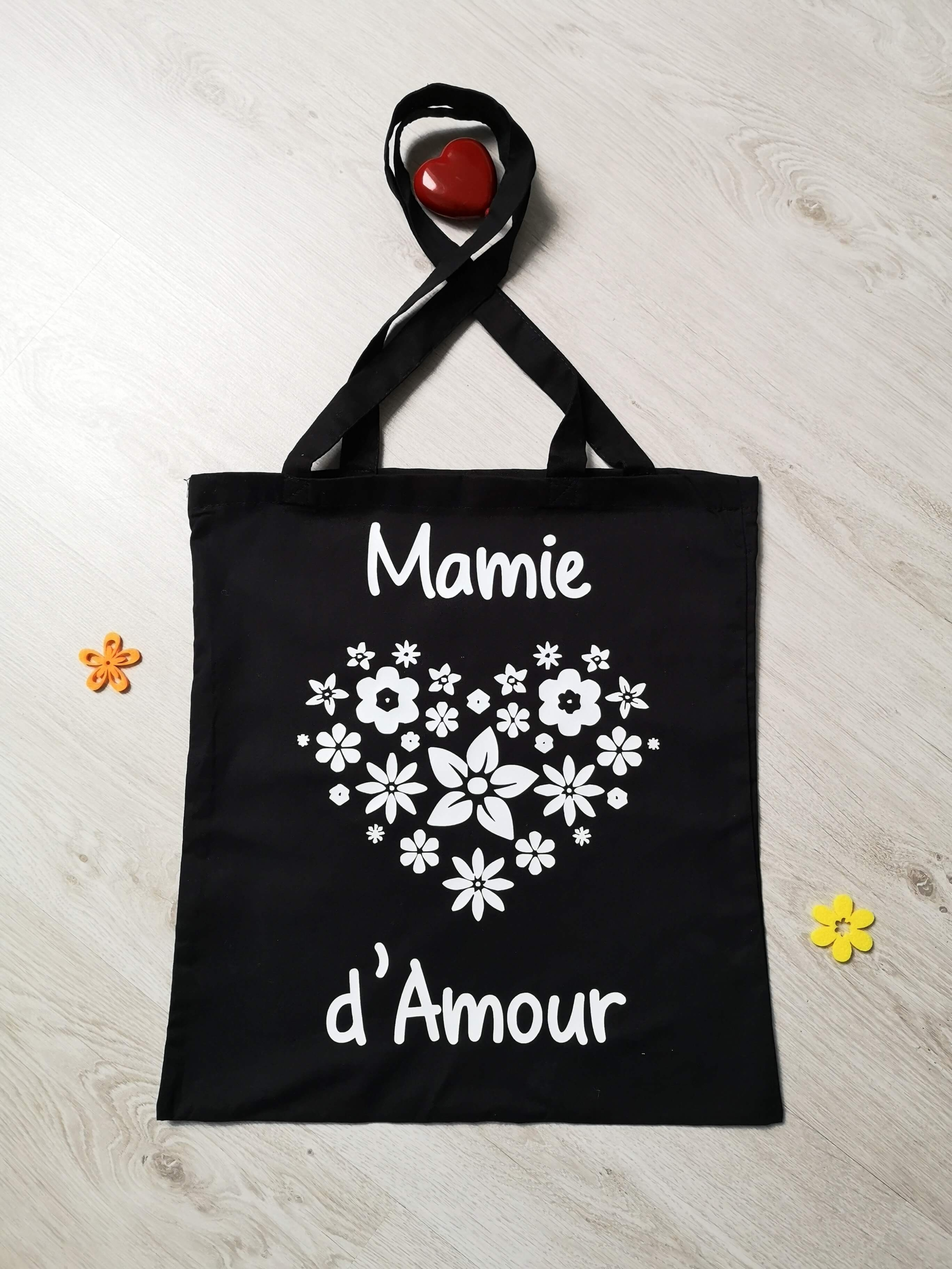 Tote bag Mamie d\'Amour
