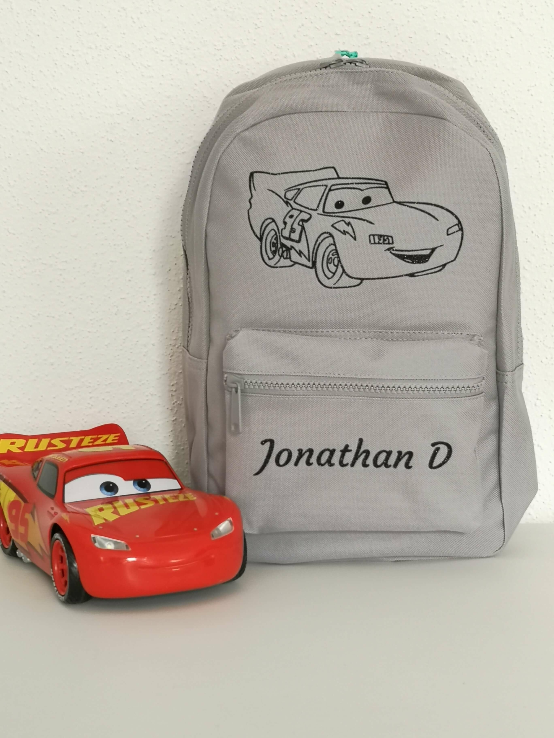 Mini sac à dos Cars