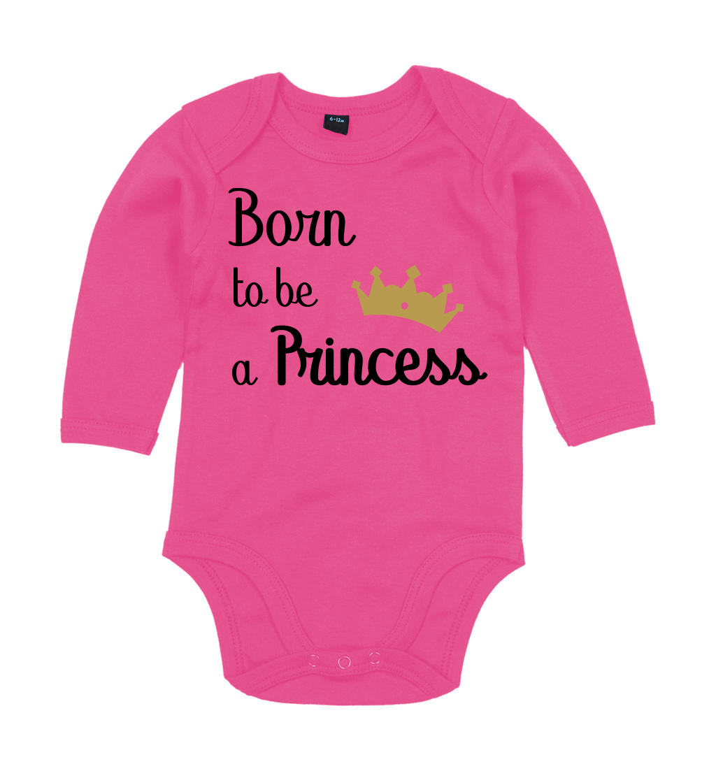 Body Born to be a Princess