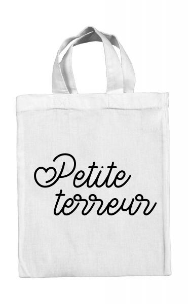 Mini tote bag Petite terreur