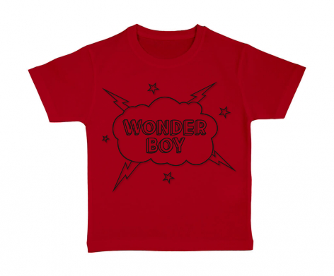 T-shirt enfant Wonder Boy