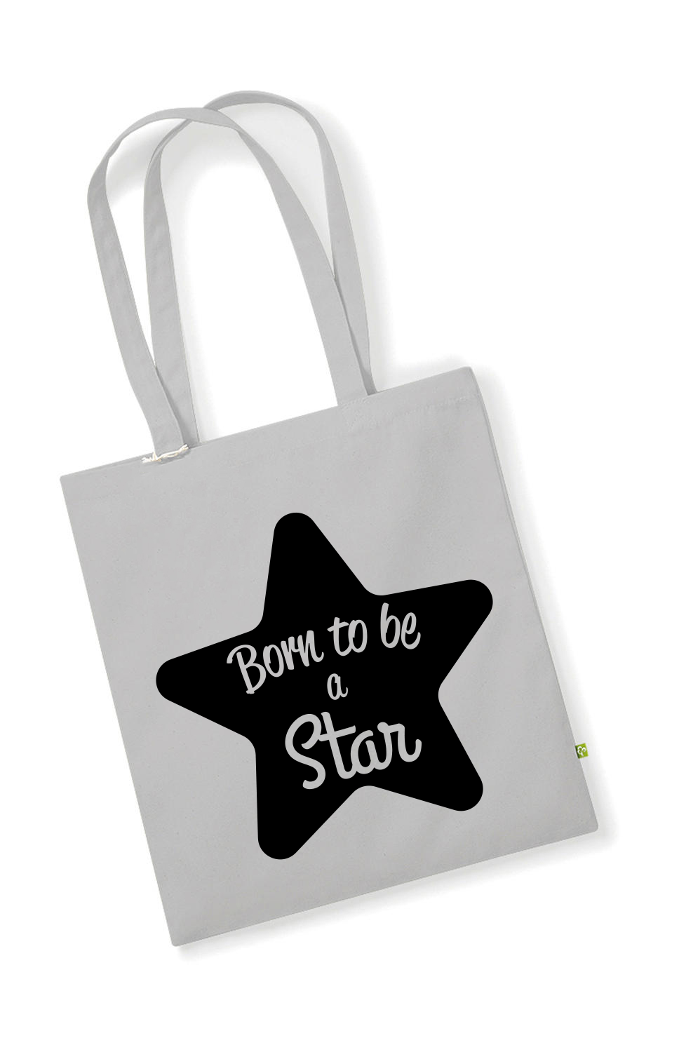Tote bag Born to be a Star
