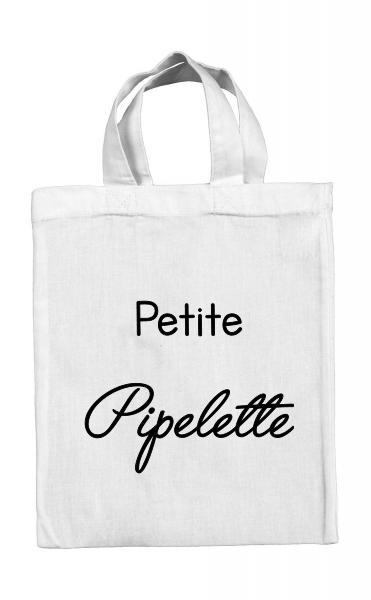 Mini tote bag Petite Pipelette