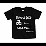 tshirt-noir-bonne-fete-papa