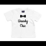 tshirt-bébé-blanc-dandy-chic